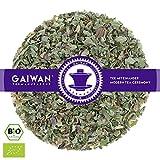 N° 1155: Thé aux herbes bio'Baume (mélisse citronelle)' - feuilles de thé issu de l'agriculture...