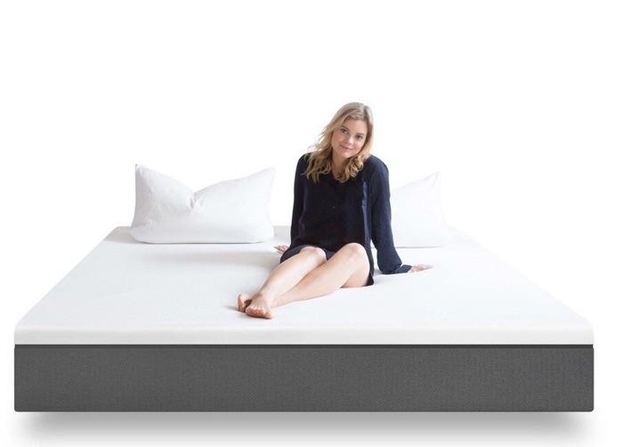 matelas memoire de forme emma notre avis somnea. Black Bedroom Furniture Sets. Home Design Ideas