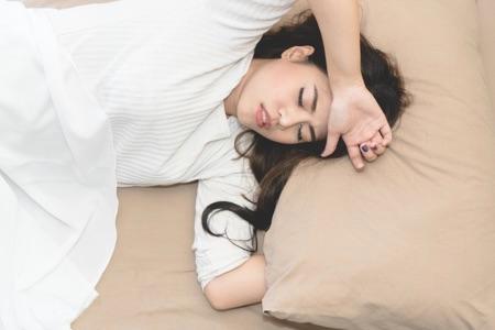 sueur pendant le sommeil