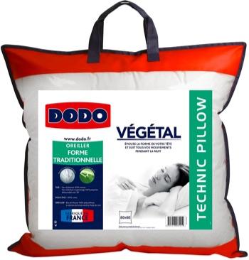 oreiller vegetal dodo