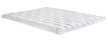 surmatelas 100% latex naturel