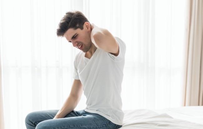 dormir avec torticolis