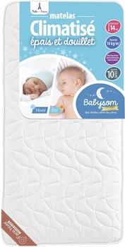Babysom matelas climatisé pour bébé
